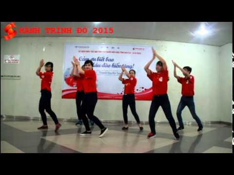 HÀNH TRÌNH ĐỎ 2015:  Dân vũ