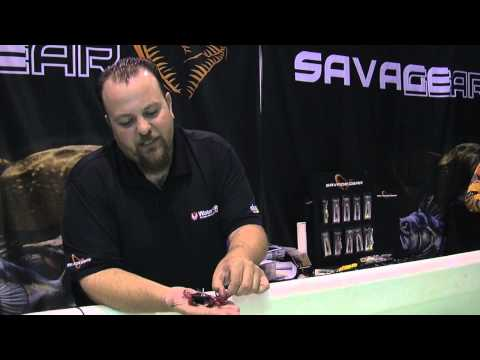 ICAST 2014 Best Soft Lure: Okuma Savage Gear PVC Crab