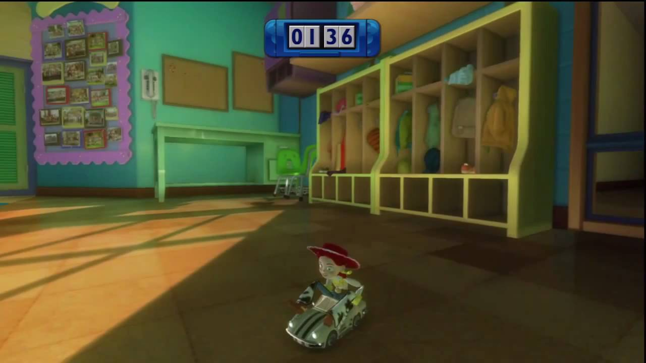 Toy Story 3 Sunnyside Daycare : Toy story game walkthrough part sunnyside daycare all