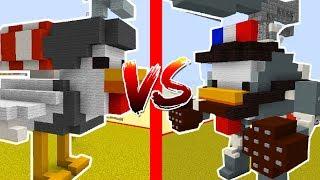 Đại Chiến Những Con Gà Trong Minecraft