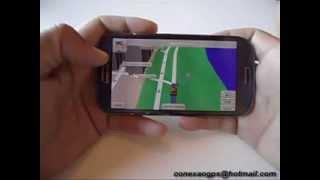 Gps IGO 2014 Primo Para Samsung Galaxy SIII Com 2 Mapas E