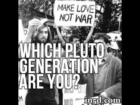 Which Pluto Generation are YOU? | In5D.com