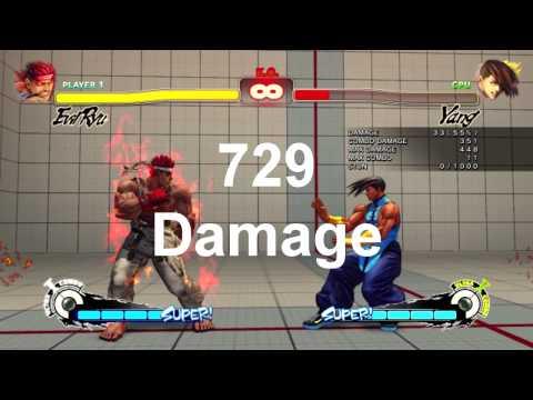 SSFIV AE: Evil Ryu Reset Tutorial