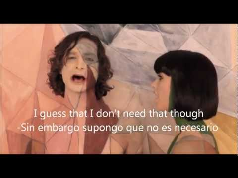 Gotye - Somebody That I Used To Know -Traducida y en ingles