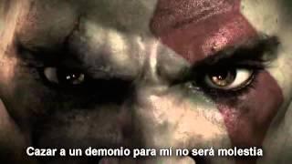 KRATOS VS DANTE RAP BATALLA DE HEROES Zarcort Ft