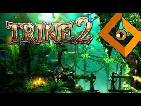 Trine 2 - Spider Sense is Tingling