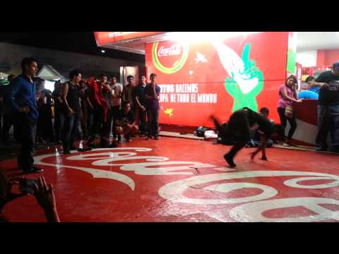 Battle of BBoys - FENAHUAP 2014, Cd. Valles