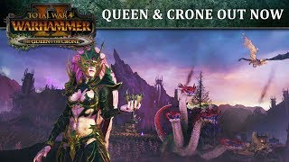 Total War: WARHAMMER II - Queen and the Crone Launch Trailer