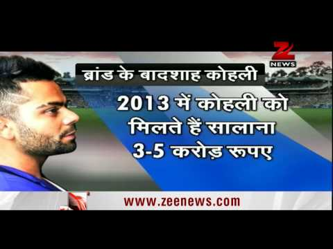 Virat Kohli to outshine MSD, Tendulkar in endorsement earnings