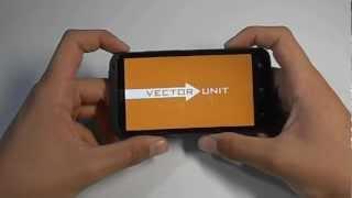 Videoreview HTC One X (Español)