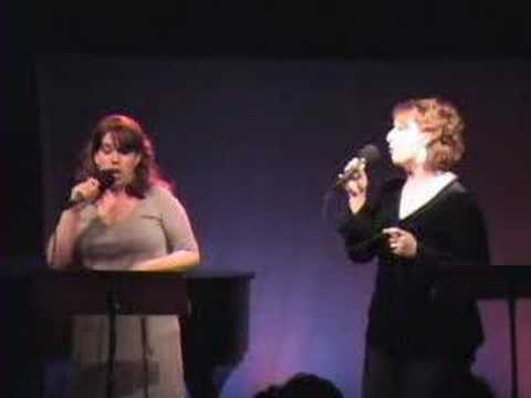Kate Pazakis & Jenn Furman - Dont Think (Bobby Cronin)
