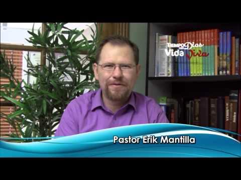 Tiempo con Dios Viernes 19 Abril 2013, Pastor Erik Mantilla