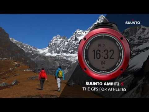 Suunto Ambit2 and Ambit2 S Introduction