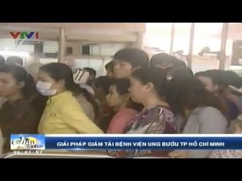 Quá tải khủng khiếp tại bệnh viện Việt Nam( BV Ung Bứu TP HCM).mp4