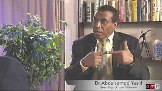 OMN: Oduu fi Marii Dr. Abdulsamad Mohammad Waliin Godhame