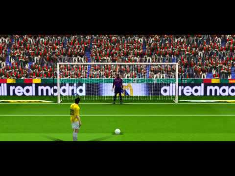 BRAZIL VS. CAMEROON !!! 2014 WORLD CUP BRAZIL FOOTBALL GAME PENALTY SOCCER GAMEPLAY VIDEOGAME