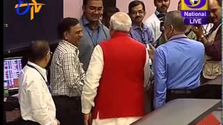 PM Congratulates All The Scientists Vested Their Effort In