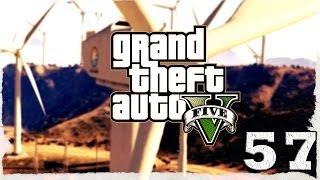 Grand Theft Auto V. Серия 57 - Ограбление века. 4 тонны золота!