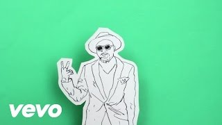 Will.I.Am ft. Eva Simons - This Is Love (Animation)