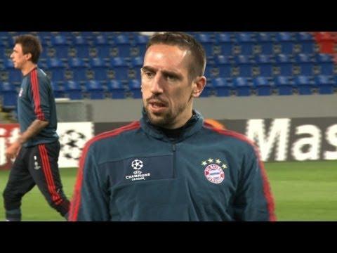 FC Bayern gegen Dortmund ohne Franck Ribéry