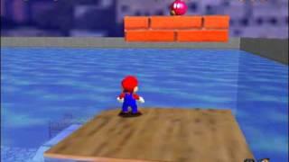 Super Mario 64: Como Desactivar El Cañon Del Mundo Seco