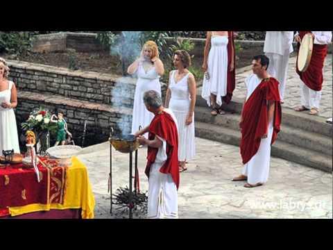 Τελετή Ελληνικού Γάμου - Hellenic marriage ritual