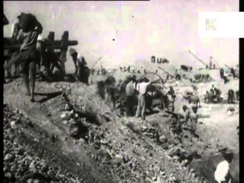 1930s Commonwealth, Canada, South Africa, India, Australia, Archive Footage, Empire
