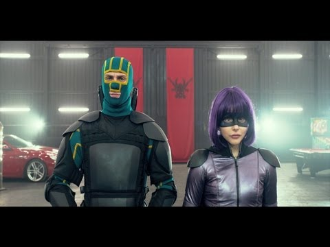 Kick-Ass 2: Extended NSFW Trailer,