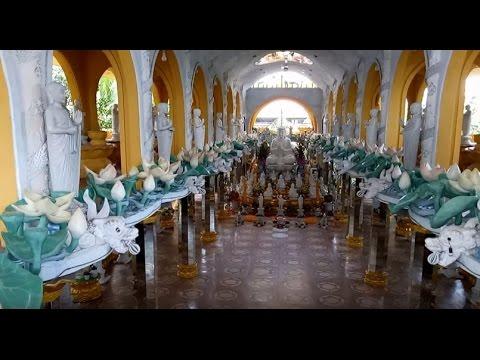 Chùa Kỳ Quang 2, Quận Gò Vấp, TP HCM (có phụ đề)