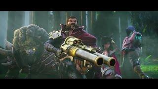 New League Of Legends Cinematic WTF? Carry Nautilus