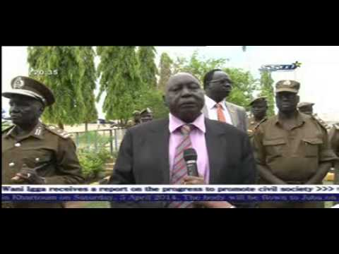 South Sudan Attend African Summit 2014 on South Africa