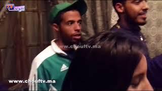 بالفيديو..الزنيتي في قلب حي شعبي بالبرنوصي يحتفل مع الجماهير الرجاوية بكأس العرش |
