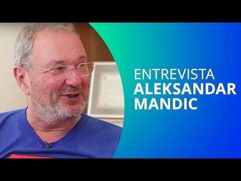 Entrevista com Aleksandar Mandic