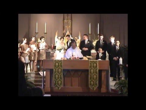 Morgan Amp Colin S Wedding Day Youtube