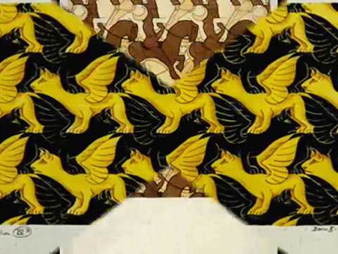 tessellations to color. TESSELLATION ART LESSON PLANS