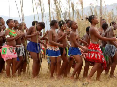 Swaziland Reed Dance -
