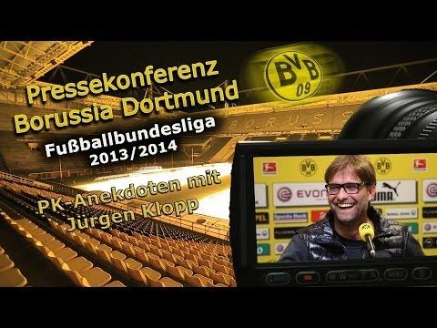 Pk-Anekdoten mit Jürgen Klopp aus der Saison 2013/2014