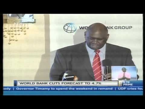 World Bank indicates that Kenyan economy to grow by 4.7%