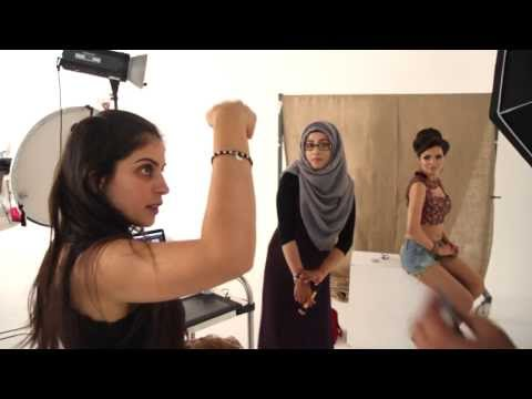 ASIAN BRIDE MAGAZINE - BRIDAL PROFILES SHOOT BTS