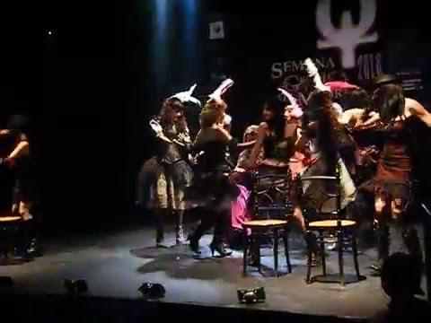 Performance  romantic cabaret: Sublimestyle