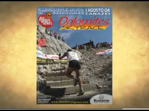 Copertina video La video-storia delle prime 14 Dolomites Skyrace