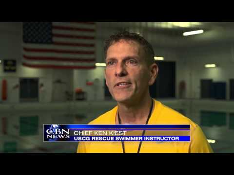 Coast Guard Swimmers Test Boundaries of Courage