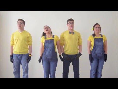 Minions - Banana Song (Dubsmash version by PixelsInTheBag)