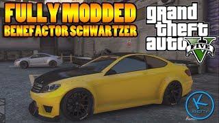 GTA 5 Fully Modified: BENEFACTOR SCHWARTZER