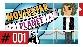 MOVIESTARPLANET ᴴᴰ #001 PhatFred's First Steps Let's