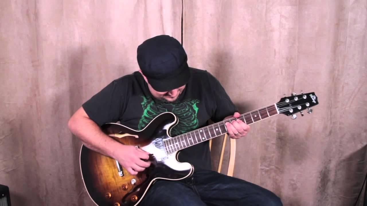 Marty Schwartz Guitar Solo - D minor - The Saddest of all Keys - YouTube