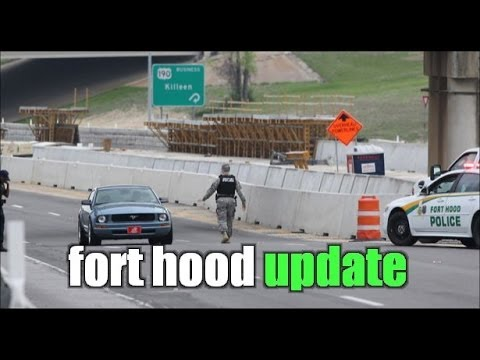 UPDATE - Officials: 4 dead - Situation STILL FLUID - Fort Hood Shooting