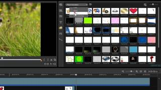Corel VideoStudio ตอน การใส่ Graphic ให้กับวิดีโอ