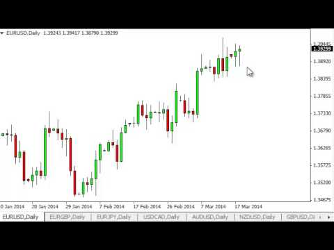 EUR/USD Technical Analysis for March 19, 2014 by FXEmpire.com