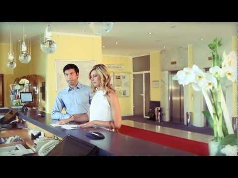 Beispiel: Hotel, Video: Atlanta Hotel International Leipzig.